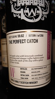 SMWS 59.62 - The perfect catch