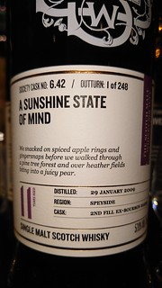 SMWS 6.42 - A sunshine state of mind