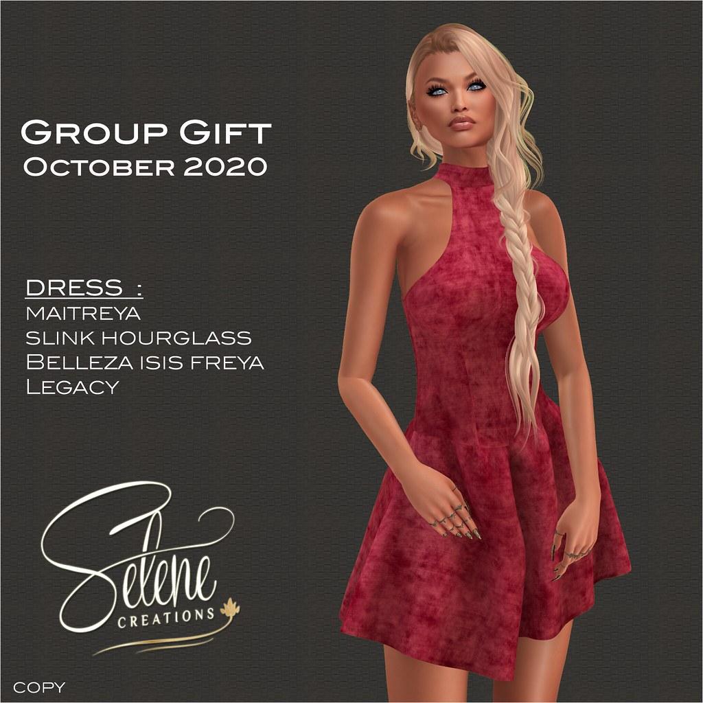 [Selene Creations] October 2020 Group Gift