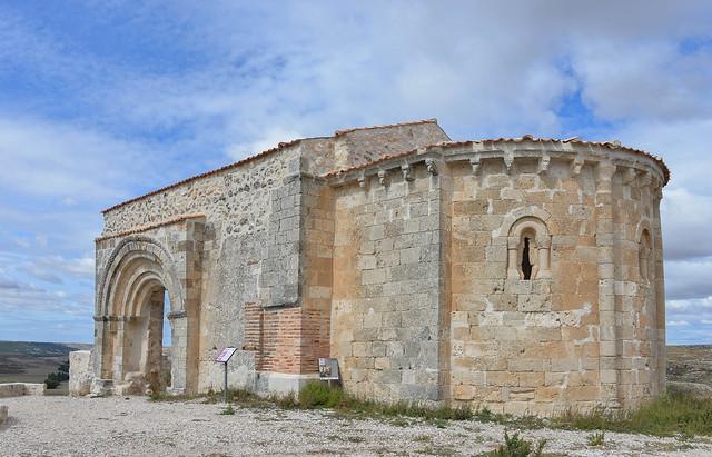 Ruinas de la  iglesia de San Miguel