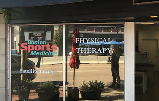 physical therapy dedham