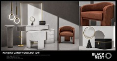 BLACK NEST / Kerska Vanity Collection / FaMESHed