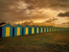 "New Horizons 3 - ""Beach Huts"""