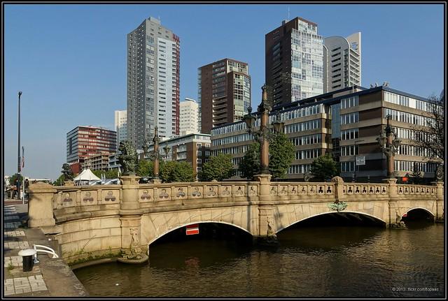 2013-08-21 Rotterdam - Regentessebrug