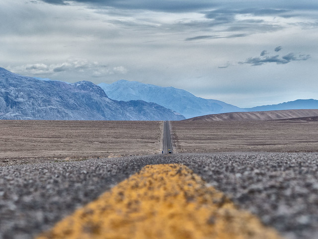 The Road Goes on Forever, Death Valley