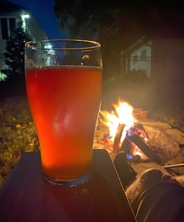 Homebrew by the fire | by broox