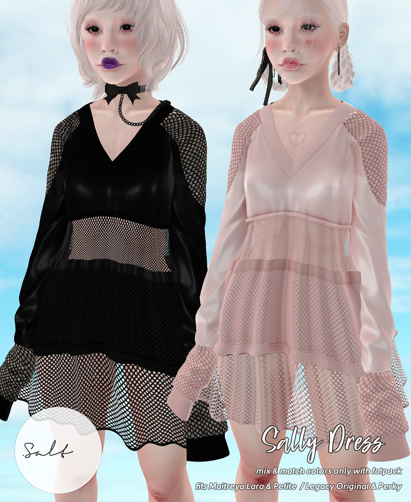 .SALT – SALLY DRESS