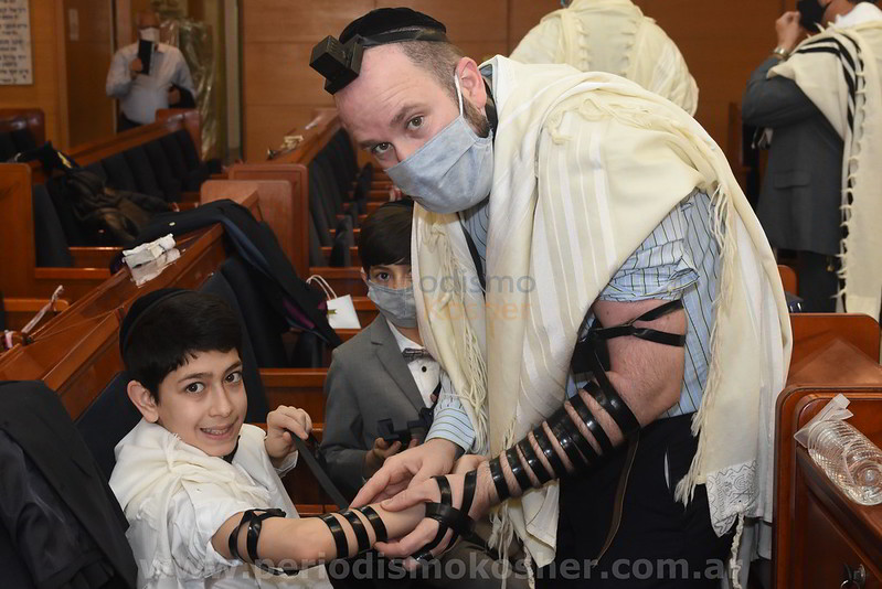 Bar Mitzva de Iaacob Israel Matto