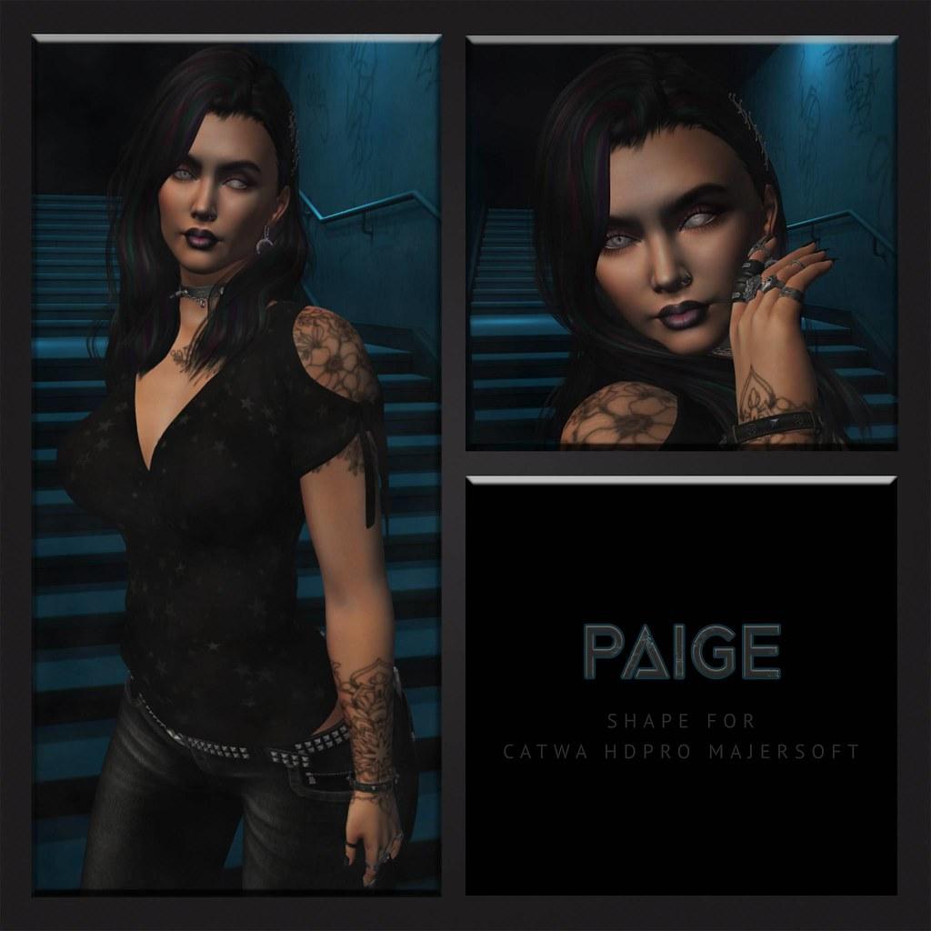 SC Paige Catwa HD MajerSoft