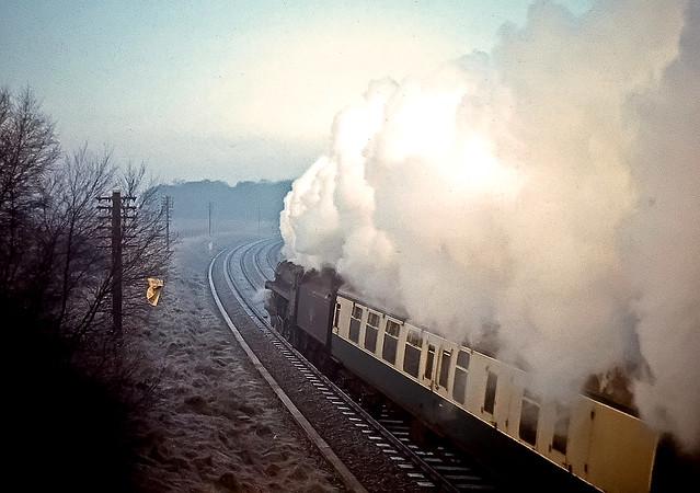 73043, Oakley, Hampshire, January 1967
