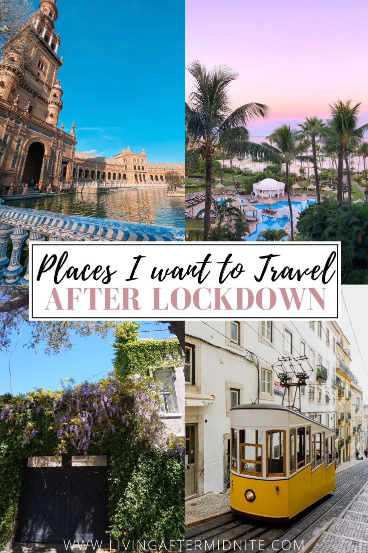 10 Places I Want to Travel After COVID-19 | Places to Travel after Lockdown is Over | Travel Aesthetic