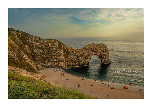 Durdle Door, Dorset ...