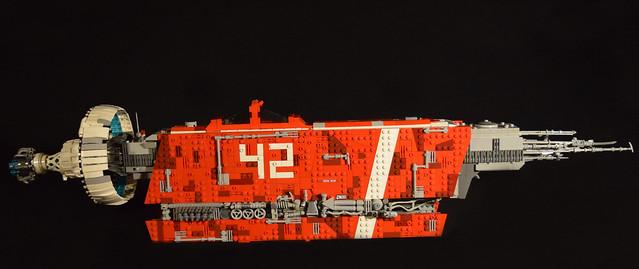 LL42 Cargo Freighter (SHIPtember)