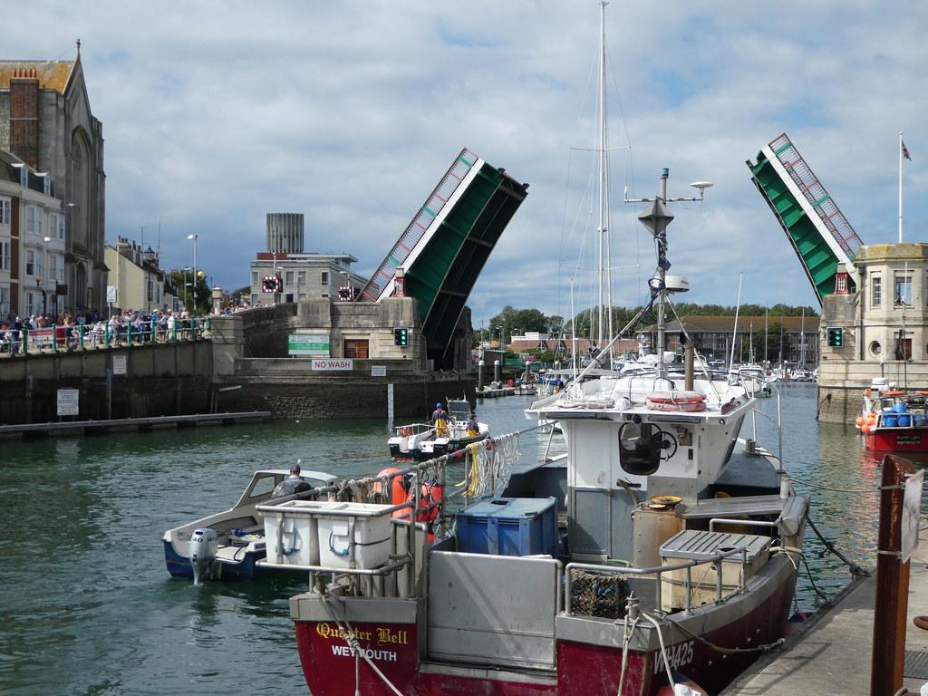 Weymouth Town Lifting Bridge