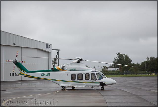 EI-LIM   Augusta-Westland AW139   Westair Aviation