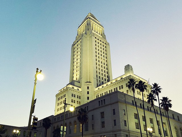 civic center los angeles.