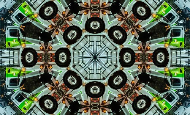 kaleidoscopic core mark