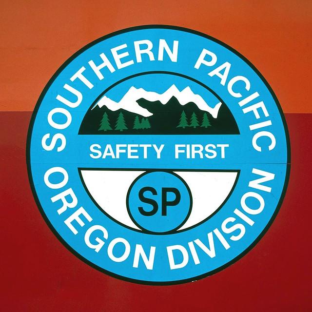 SP Oregon Division logo