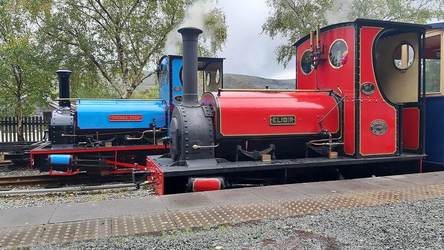 In Steam Together Again
