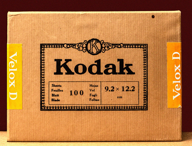 VELOX photographic paper from KODAK