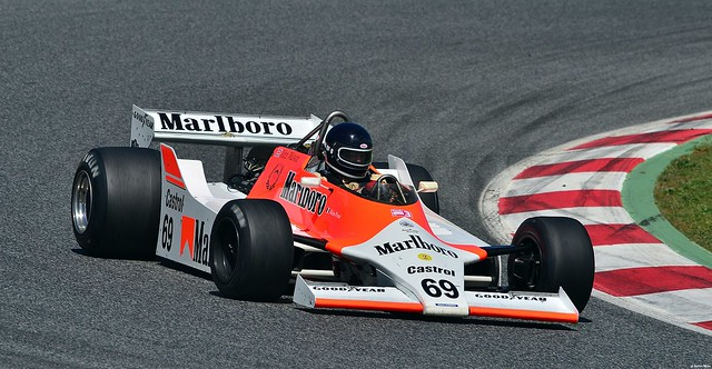 McLaren M29  ( John Watson 1979 )  Mister John of B