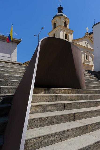Iglesia de Nuestra Señora de la Candelaria.