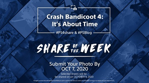 Share of the Week - One Color | by PlayStation.Blog