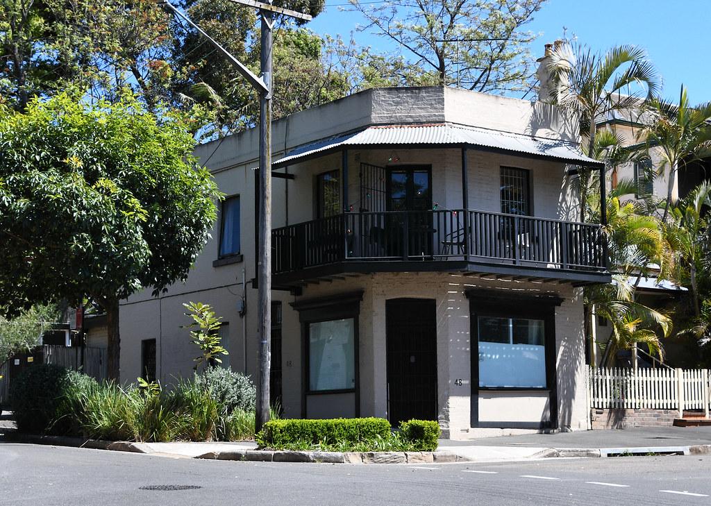 Former Shop, Glebe, Sydney, NSW.