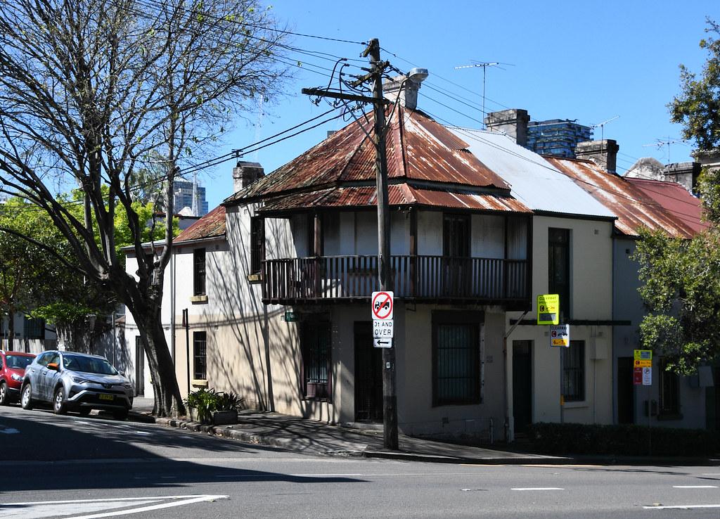 Former Shop, Chippendale, Sydney, NSW.