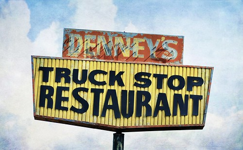 Denney's Truck Stop Restaurant - Shepherd, Texas | by Rob Sneed