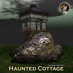 F&M * Haunted Cottage @ SL Shop and Hope