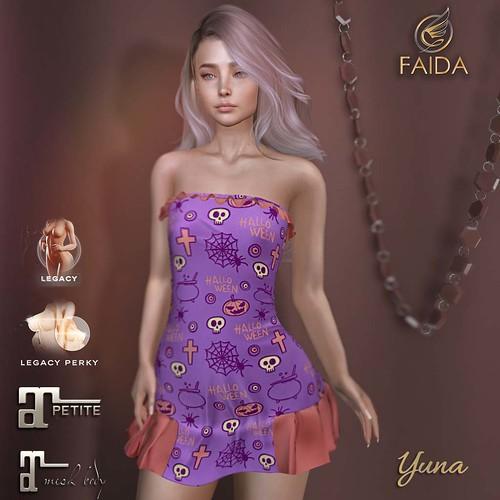 Faida - Yuna Halloween