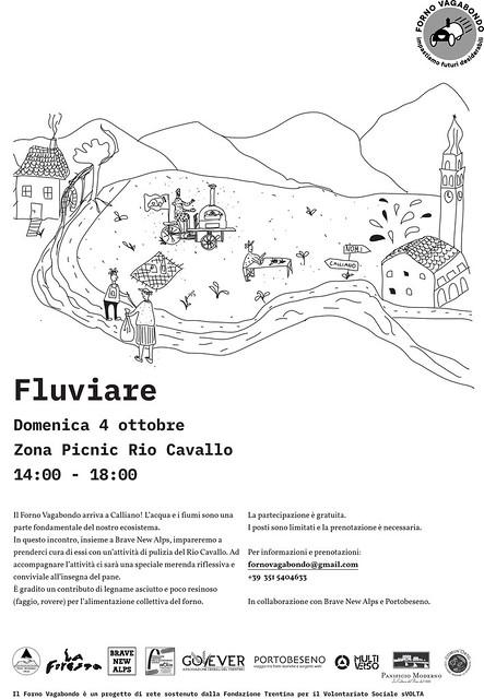 Fluviare 4 ottobre 2020