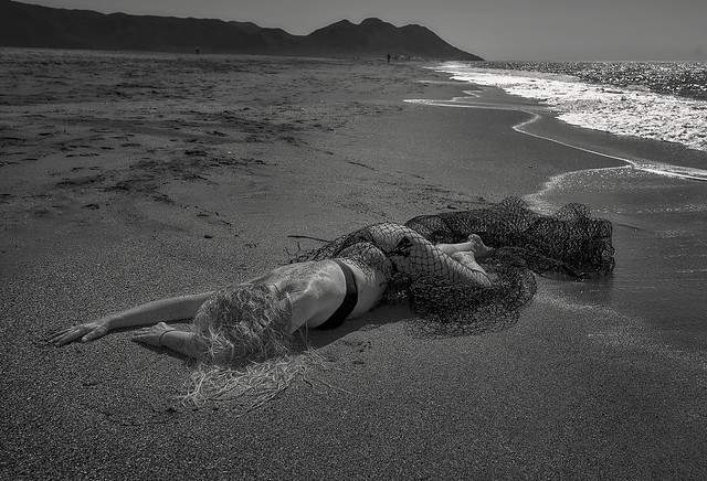 Sirena enredada