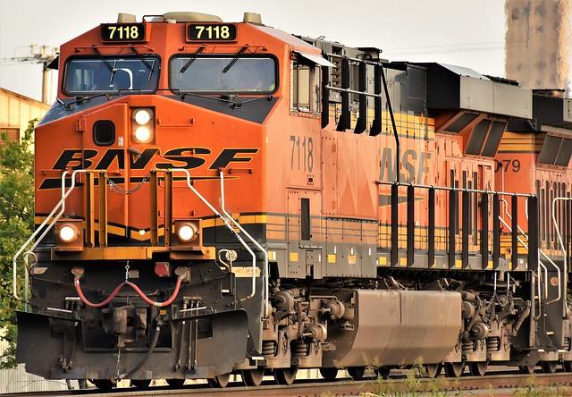 BNSF-7118