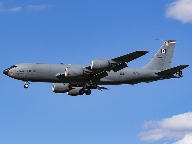 United States Air Force | Boeing KC-135R Stratotanker | 60-0324