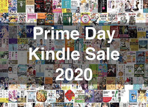Prime Day Kindle Sale 2020 (9/28-10/14)