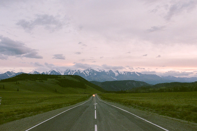 trip to Altai. Russia