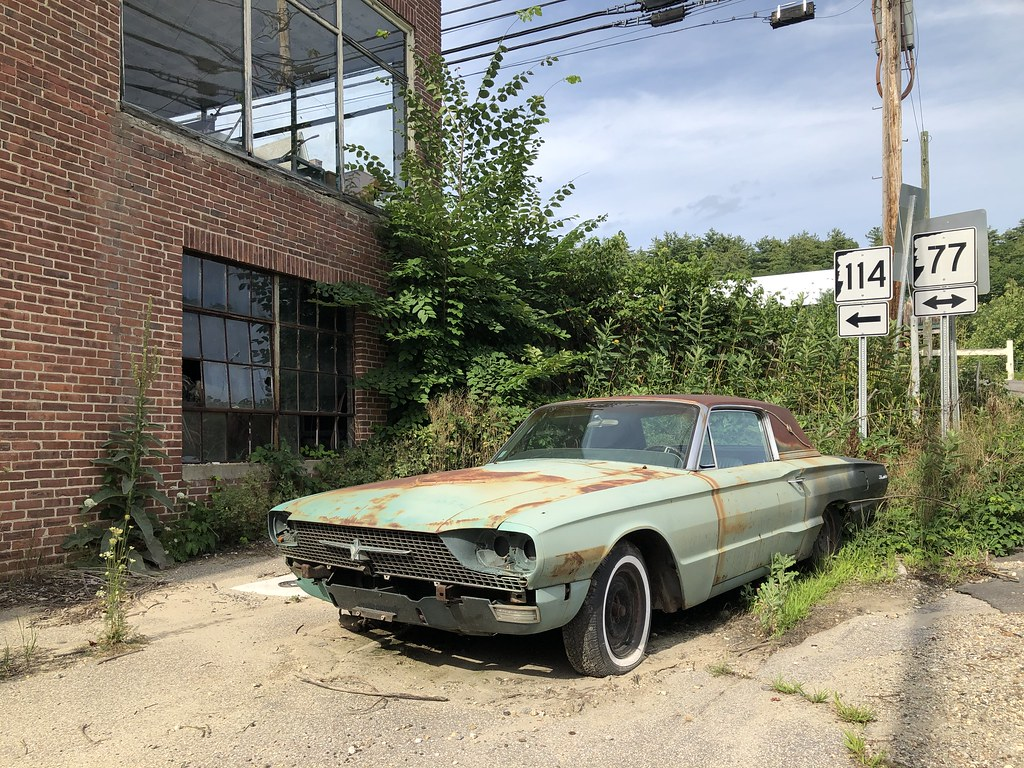 Ford Thunderbird Weare, NH