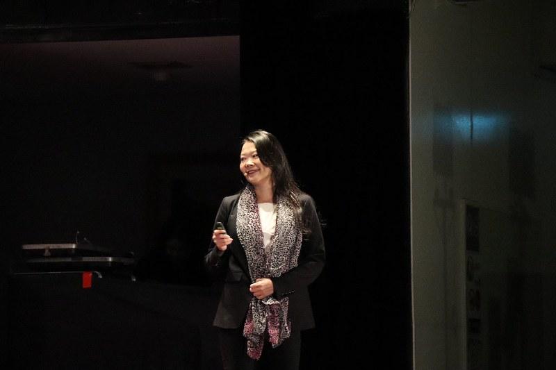 Jumpstart的共同創辦人Rosa Che鼓勵大家運用自身痛點,創造出新的可能。