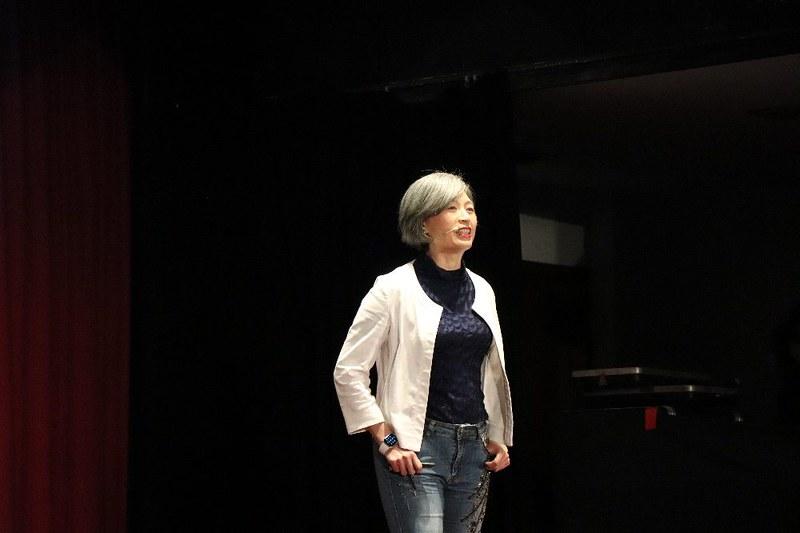 克蘭詩台灣總經理Kathy以「歸零・重啟」帶出「重新定『位』」的概念。