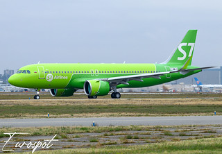 F-WWIY Airbus A320 Neo S7