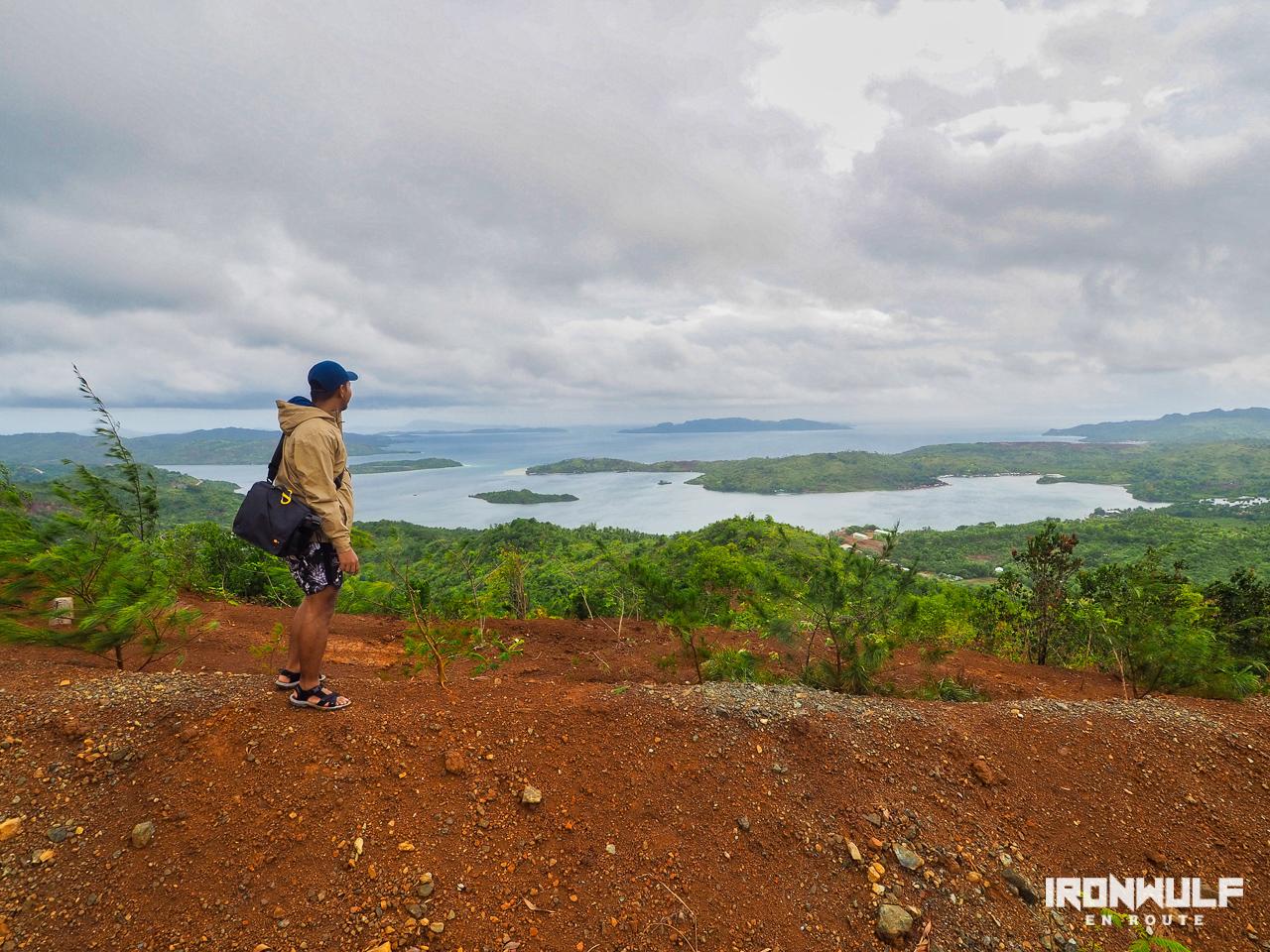 Road to Loreto viewpoint of Basilisa