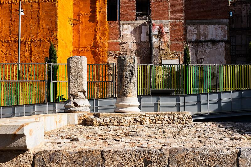 Ruinas sobre ruina