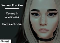 Yumeni Freckles @ MIIX