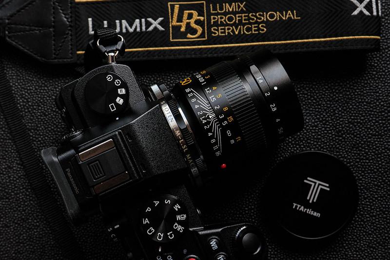 LUMIX S5 + TTArtisan 50mm F1.4 ASPH