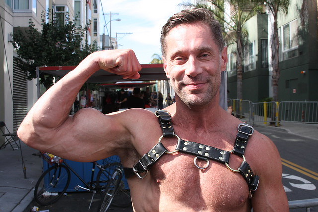 2020 VIRTUAL FOLSOM STREET FAIR ! ( photos of previous Folsom Fairs ! ) ( safe photo )