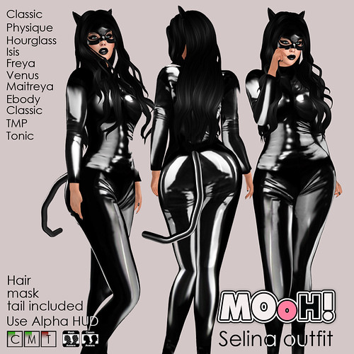 Selina outfit