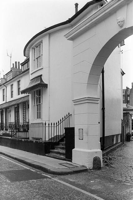 Victoria Grove, Kensington, Kensington & Chelsea, 1988 88-4d-12-positive_2400