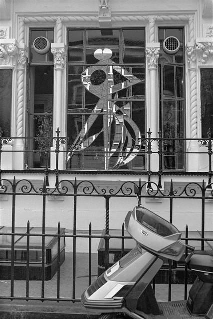 Queen's Gate Terrace, South Kensington, Kensington & Chelsea, 1988 88-4f-16-positive_2400